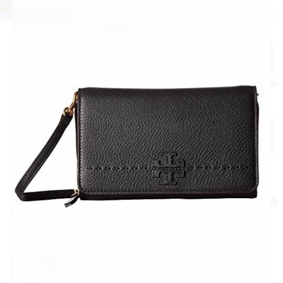 Tory Burch McGraw Crossbody wallet 95cb341aec0e4